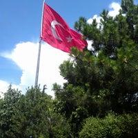 Photo taken at Jandarma Bölge Komutanlığı Sosyal Tesisleri by Eylül T. on 6/19/2013