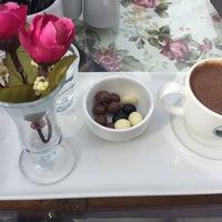 Photo taken at saklı bahçe kahvaltı by Esra on 3/11/2016