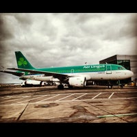 Photo taken at George Best Belfast City Airport (BHD) by Vladimir D. on 3/29/2013