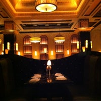 Photo taken at Grand Lux Cafe by Kristina D. on 1/16/2013