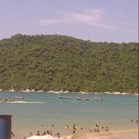 Photo taken at Playa Puerto Francés by Brayan C. on 7/21/2013