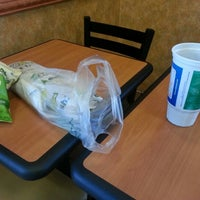 Photo taken at Subway by Donny R. on 12/16/2012