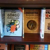 Photo taken at Kelepir kitapevi by Ali Ü. on 3/10/2014