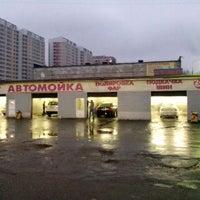 Photo taken at Автомойка by Антон М. on 11/25/2013