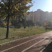 Photo taken at Teoman Öztürk Parkı by Gözde ✨. on 11/20/2015