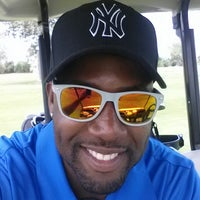 Photo taken at Aurora Hills Golf Course by Quincy H. on 7/9/2013