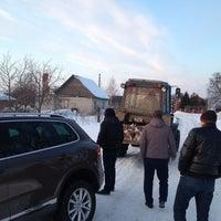Photo taken at Аксеново by Andrey T. on 2/17/2013