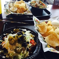 Photo taken at Moe's Southwest Grill by Jamie A. on 6/27/2015