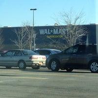 Photo taken at Walmart Supercenter by Khaleev G. on 1/7/2013