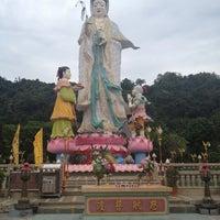 Photo taken at ศาลเจ้าซำปอกง ทุ่งสง by Netty S. on 4/14/2013