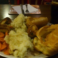 Photo taken at Toby Carvery by Angel W. on 1/20/2013