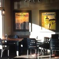 Photo taken at Starbucks by Mike K. on 1/21/2013