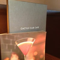 Photo taken at Cactus Club Cafe by Jenn S. on 4/2/2013