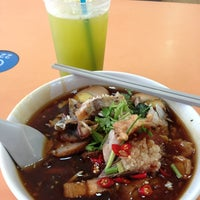 Photo taken at Old Airport Road Market & Food Centre by ジャクソン on 7/2/2013