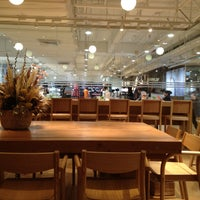 Photo taken at Café & Meal MUJI by KazE M. on 6/17/2013