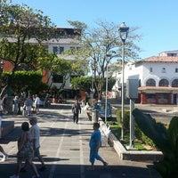 Photo taken at Plaza De Presidencia by Lic Leticia B. on 2/27/2013