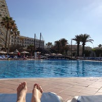 Photo taken at Pool Hesperia Troya by 🍒MyNatalieK🍒 on 3/30/2013