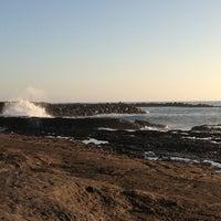 Photo taken at Atlantic Ocean by 🍒MyNatalieK🍒 on 3/31/2013
