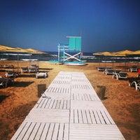 Photo taken at Suma Beach by Akpnr M. on 6/17/2013