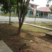 Photo taken at MRSM TUN GHAZALI SHAFIE by Muhammad A. on 10/6/2014