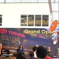 Photo taken at Toyota Perintis Perkasa Medan by Nia P. on 1/25/2013