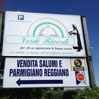 Photo taken at Verdi Ricordi by Giuseppe T. on 8/28/2013
