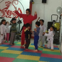 Photo taken at Karate-do by Karmelita S. on 2/21/2013