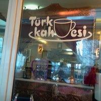 Photo taken at Türk Kahvesi by Gizem Ö. on 1/16/2013