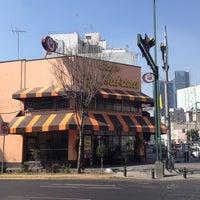 Photo taken at Café La Habana by Tessy on 12/23/2012