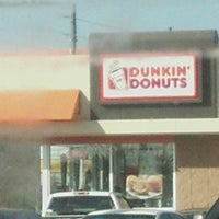 Photo taken at Dunkin' Donuts by Ange M. on 12/31/2012