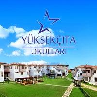 Photo taken at Yüksekçıta Koleji by Ayla🎀 S. on 1/15/2014