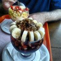 Photo taken at Top Açaí by Italo G. on 4/19/2013