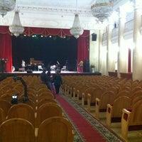 Photo taken at Концертный зал у Финляндского вокзала by Anna T. on 3/8/2013