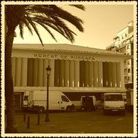 Photo taken at Mercat de Russafa by Jordi A. on 12/8/2012