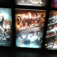 Photo taken at Movieplex by Andreea B. on 4/4/2013