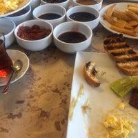 Photo taken at Fethiye Kayaköy Yalçın Restaurant by Seray on 3/19/2016