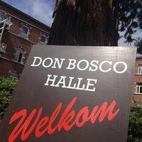 Photo taken at Don Bosco by Stijn B. on 5/9/2014