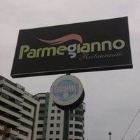 Photo taken at Parmegianno by Eugênio B. on 3/17/2013