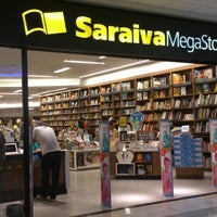 Photo taken at Saraiva MegaStore by Eugênio B. on 2/23/2013