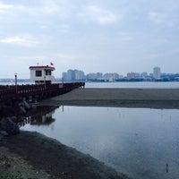 Photo taken at Guanhai Walkway by amasamas on 1/3/2014
