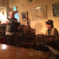 Photo taken at cafe PIGA by amasamas on 4/26/2014