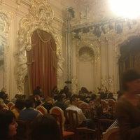 Снимок сделан в Санктъ-Петербургъ Опера пользователем Anna K. 3/17/2013