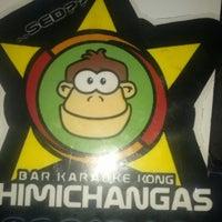 Photo taken at Chimichangas Bar Karaoke by Ivonne A. on 6/15/2013