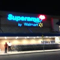 Photo taken at Superama by Monika S. on 2/2/2013