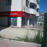 Photo taken at Mapfre Genel Sigorta Bozüyük by Ismail E. on 7/29/2013