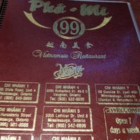 Photo taken at Pho-Mi 99 by Sheryll S. on 1/26/2013