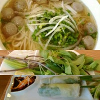 Photo taken at Phở 24 by Satomi A. on 11/23/2015