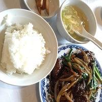 Photo taken at 月季花 by Satomi A. on 10/10/2014