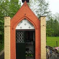 Photo taken at 't Kapelleken by Carl J. on 5/19/2013