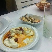 Photo taken at Karina Balık Restaurant by Bülent B. on 1/16/2013